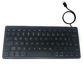ZAGG Tablet Keyboard 1.5m USB-C Cable Tablet Smartphone Universal - QWERTZ