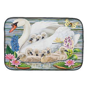 Carolines Schatten PRS4045DDM Moeder Swan Dish Droogmat