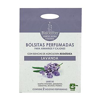 Ecological bags for the closet Lavender 2 units of 10g