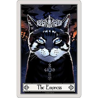 Deadly Tarot The Empress Felis Plaque