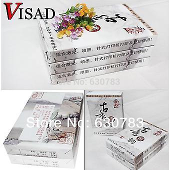 Printer Painting Calligraphy Antique Xuan Paper Ripe Printing Rice Paper Art