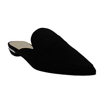 Bar III Women's Shoes Tya Fabric Pointed Toe Mules