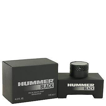 Hummer Black by Hummer Eau De Toilette Spray 4.2 oz / 125 ml (Men)