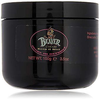 Cock Grease Beaver Oil Base Hair Pomade 100g