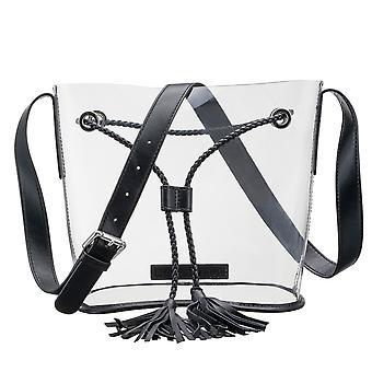 Clear Bucket Bag