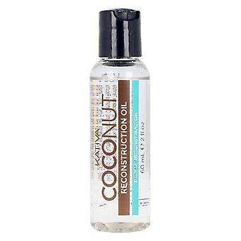 Komplett reparativ olja Kokosnöt Kativa (60 ml)