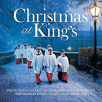 King'S College Choir Cambridge - Christmas At King's [Vinyl] USA import