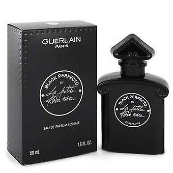 La Petite kappe Noire svart Perfecto av Guerlain Eau de Parfum Florale spray 1,6 oz (kvinner) V728-548151