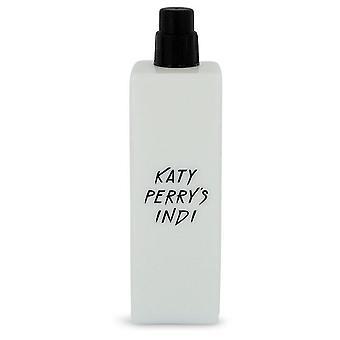 Katy Perry's Indi Eau De Parfum Spray (Tester) por Katy Perry 3.4 oz Eau De Parfum Spray
