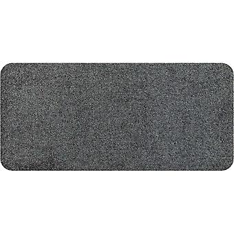 Salonloewe dörrmatta tvättbar Antracite 030x060 cm