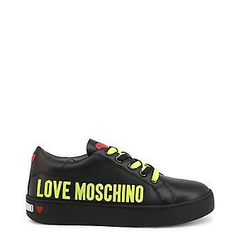 Amor moschino mulheres 's tênis - ja15113g1ciaf