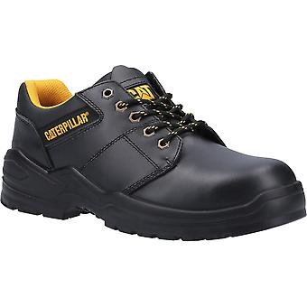 CAT Workwear Mens Striver Low S3 Leather Safety Shoes