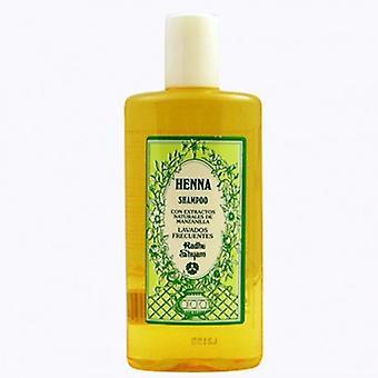 Radhe Shyam frekvent Henna schampo