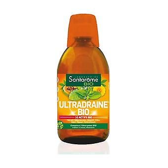 Ultradraine Bio Green tea & Lemon 500 ml