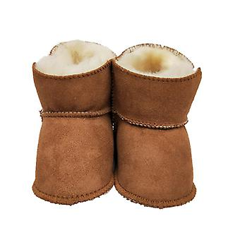 SKEANIE Baby & Toddler Genuine Leather Australian UGG Boots