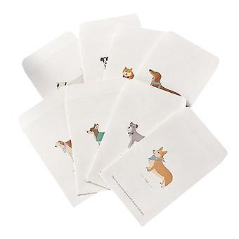 Vintage Deer Animal Paper Envelope
