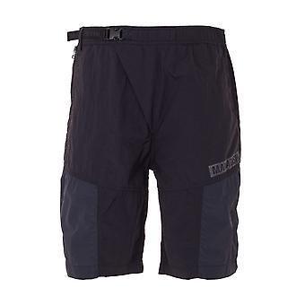 Maharishi Utility 2.0 Tech Recycled Nylon Track Shorts - Black