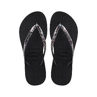 Flip flops kvinna havaianas slim flatform glitter 4144764.0090