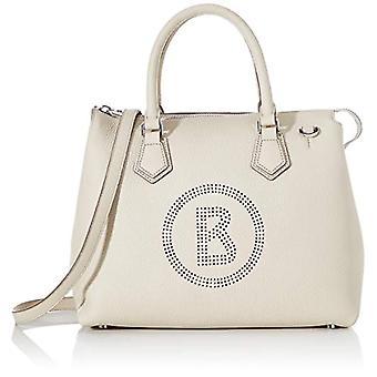 BOGNERSulden Frida Handbag MhzDonnaBorsa a manoBianco (Offwhite)15x25x33 Centimeters (B x H x T)