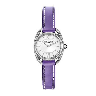 Saint Honore Analog Quartz Watch for Women with Leather Strap 7210261AIN-PUR