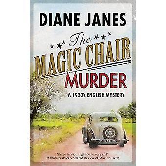 The Magic Chair Murder 1 A Black  Dod Mystery