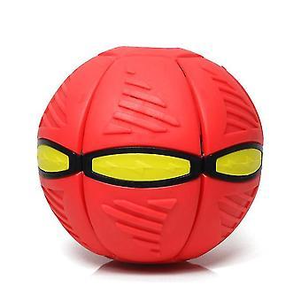 أحمر الكبار تخفيف الضغط كرات الجسم الغريب، قدميك مشوهة وتنفيس az906 الكرة