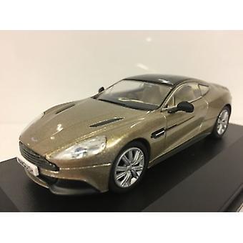 Aston Martin Vanquish Coupe Selene Bronze 1:43 Oxford AMV002
