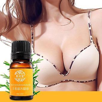 Zvětšení prsou Kojící esenciální olej