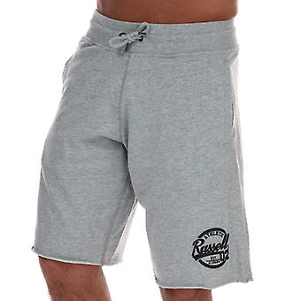Men's Russell Athletic Shorts in Grey