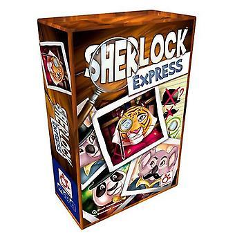 Board game Sherlock Express (Es)