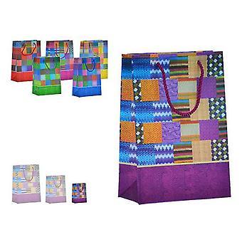 Bag Plastic Squared (7,5 x 22 x 18 cm)