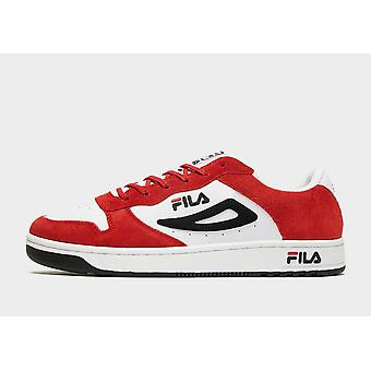 New Fila Men's FX-100 Classic Trainers from JD Outlet Red