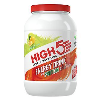Energy Drink Protein, Citrus - 1600 grams