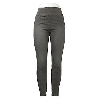 G By Giuliana Women's Jeans 4-Way Stretch Pull-On Gray 629735