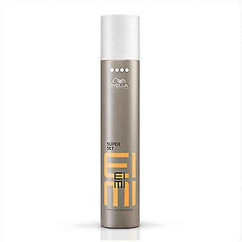 Spray capillaire Strong Hold Eimi Super Set Wella (300 ml)
