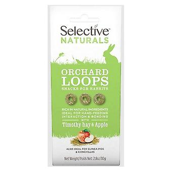 Supreme Pet Foods Selective Naturals Orchard Loops - 2.8 oz