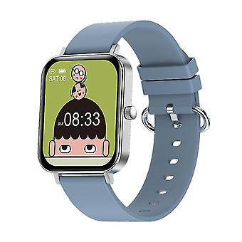 1,69 Inches rotation knap smart ur smartwatch puls cf82 sports armbånd armbånd band