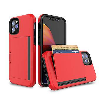 حقيبة حمراء ل iphone 12 Mini 5.4