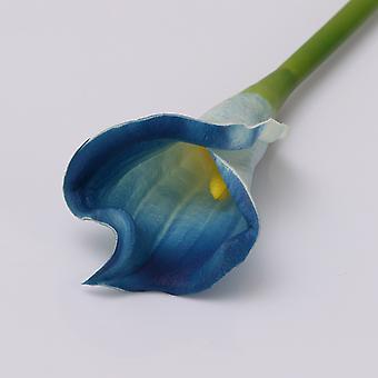 פרח דקורטיבי להרגיש פו סימולציה סלסול קטן קאלה לילי