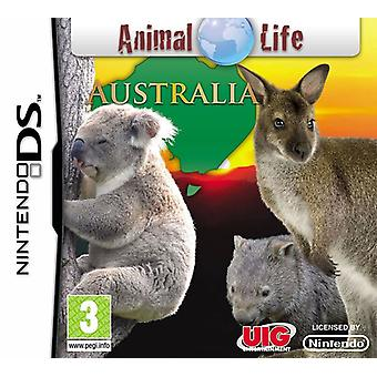Fauna Australii Nintendo DS gry