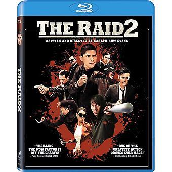 RAID 2 (Unrated) [BLU-RAY] Yhdysvallat import