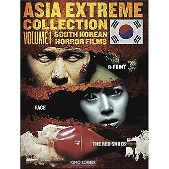 Asia Extreme 1: South Korean Horror Films [DVD] USA import