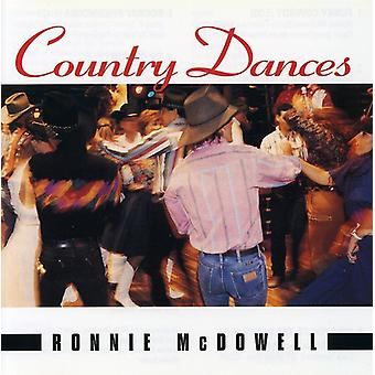 Ronnie McDowell - Country Dances [CD] USA import