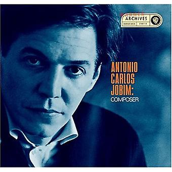 Antonio Carlos Jobim - importação EUA compositor [CD]