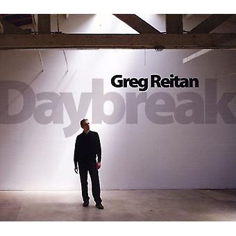 Greg Reitan - Daybreak [CD] USA import