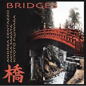Andrea Centazzo - Bridges [CD] USA import
