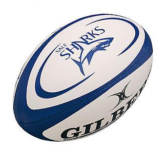 GILBERT sprzedaż rekiny midi rugby piłka