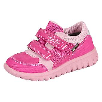 Superfit Sport Mini Pink Kombi Velour Tecno Textil 20019064 universal all year infants shoes