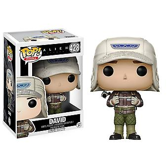 Funko Alien Bund: Pop! Robuste Vinyl Figur David
