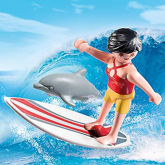 Playmobil 5372 Special Plus Surfer cu Surf Board